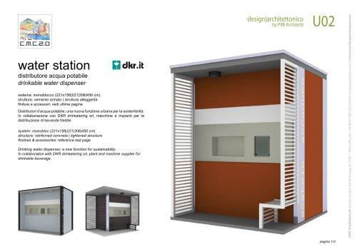 urban water dispensers