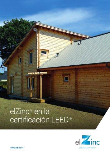 elZinc en la certificación Leed