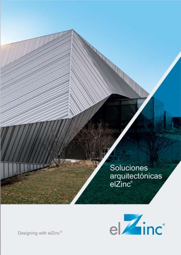 Soluciones Arquitectónicas en Zinc