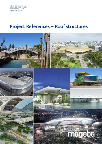 Roof structures