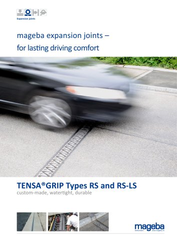 TENSA®GRIP Types RS and RS-LS