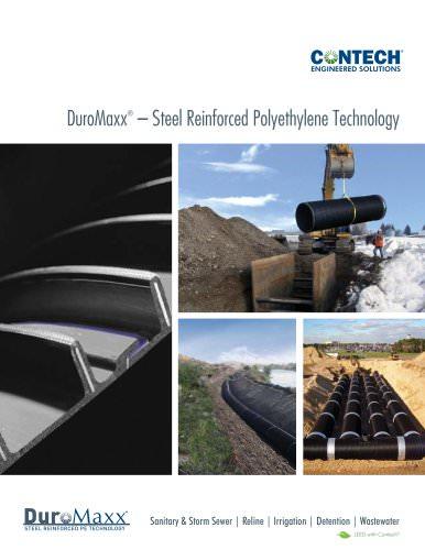 DuroMaxx - Steel Reinforced Polyethylene Technology