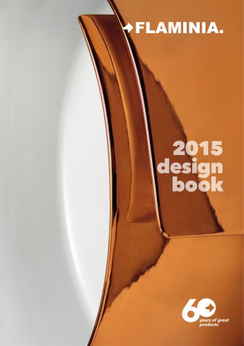 2015DesignBook   Flaminia