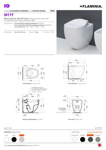 Io   Technical details