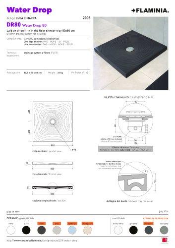 Water Drop   Technical details