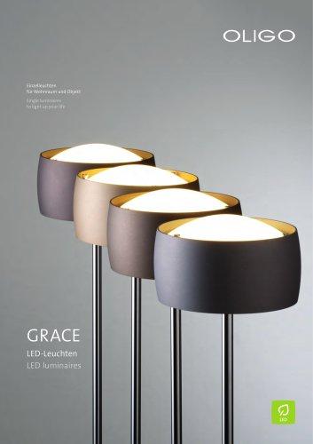GRACE LED LUMINAIRES