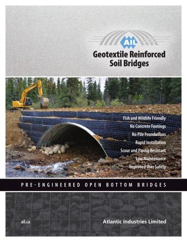 Geotextile Reinforced Soil Bridges