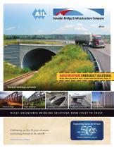 Multi-Product Bridge & Infra-structure Brochure