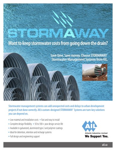 STORMAWAY Stormwater Management