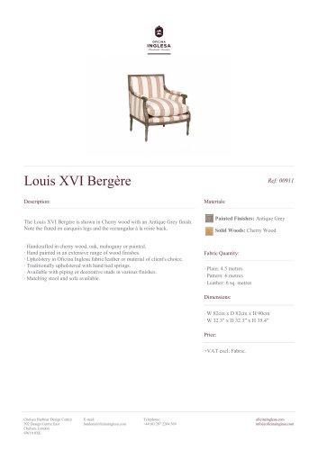 Louis XVI Bergère