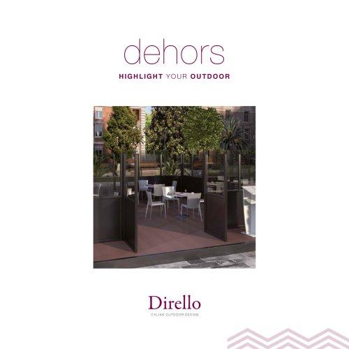DIRELLO - Dehors