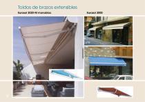 Toldos - Mobiliario - Pérgolas - Velas enrollables - Cortinas - 10