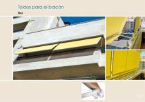 Toldos - Mobiliario - Pérgolas - Velas enrollables - Cortinas - 13