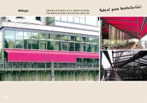 Toldos - Mobiliario - Pérgolas - Velas enrollables - Cortinas - 22