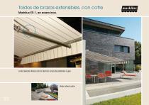 Toldos - Mobiliario - Pérgolas - Velas enrollables - Cortinas - 24