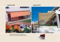 Toldos - Mobiliario - Pérgolas - Velas enrollables - Cortinas - 25