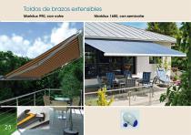 Toldos - Mobiliario - Pérgolas - Velas enrollables - Cortinas - 26
