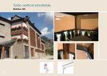Toldos - Mobiliario - Pérgolas - Velas enrollables - Cortinas - 30