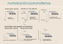 Toldos - Mobiliario - Pérgolas - Velas enrollables - Cortinas - 31