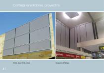 Toldos - Mobiliario - Pérgolas - Velas enrollables - Cortinas - 36