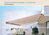 Toldos - Mobiliario - Pérgolas - Velas enrollables - Cortinas - 8