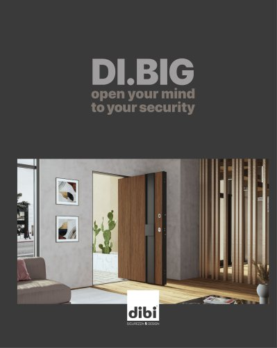 Di.Big - Open your mind to your security