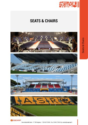 SEATS & CHAIRS