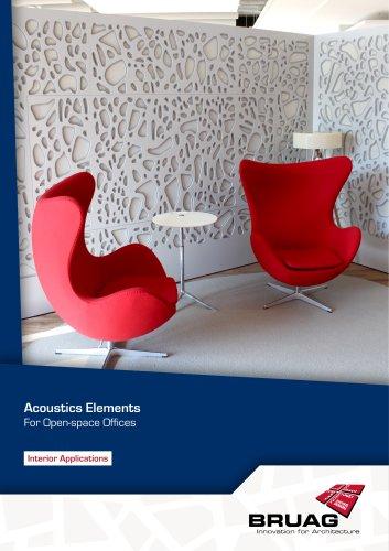 Acoustics Elements