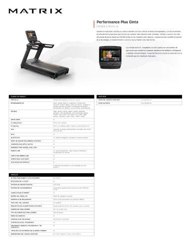 Performance Plus Treadmill