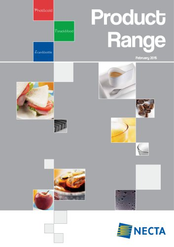 Product Range Vending