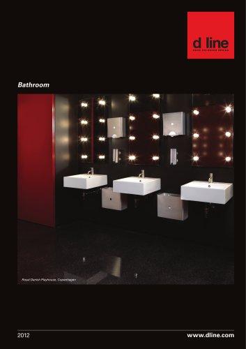 d line Bathroom UK 2012
