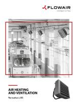 AIR HEATING AND VENTILATION LEO