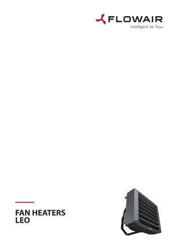 FAN HEATERS LEO