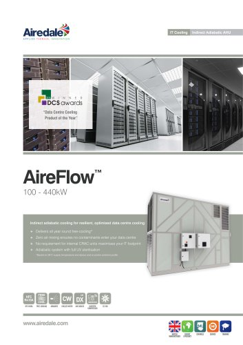 AireFlow™ 100-440kW Sales Brochure (English)