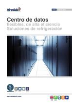Data Centre Cooling Sales Brochure (Spanish) - 1
