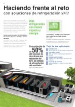 Data Centre Cooling Sales Brochure (Spanish) - 2