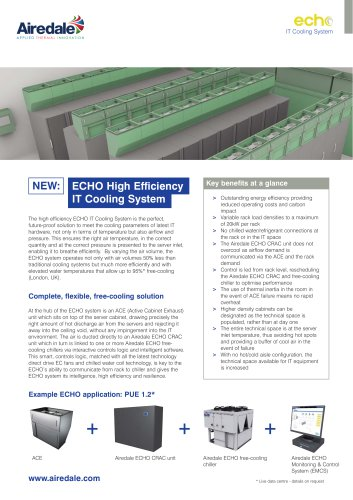 Echo™ 2kW-20kW Sales Brochure (English)