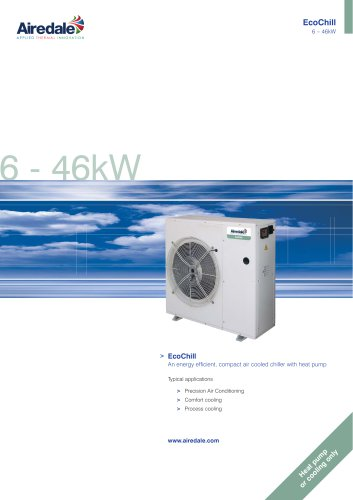 EcoChill™ 6kW-46kW Sales Brochure (English)