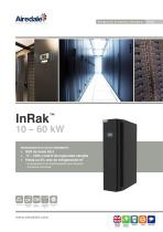 InRak™ 10kW-67kW Sales Brochure (Spanish) - 1