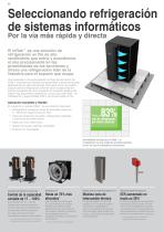 InRak™ 10kW-67kW Sales Brochure (Spanish) - 2