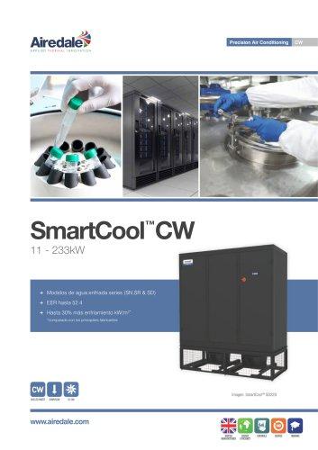 SmartCool™ CW 11-233kW (SN, SR, SD) Sales Brochure (Spanish)