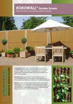 KOKOWALL Gardenscreen