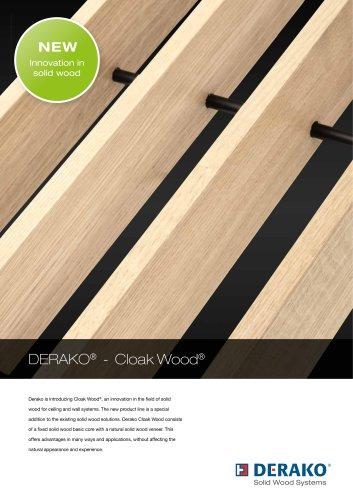 DERAKO® - Cloak Wood™