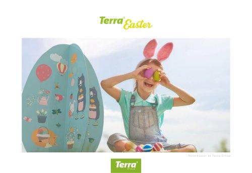 Terra Easter Egg 2D and 3D catalog