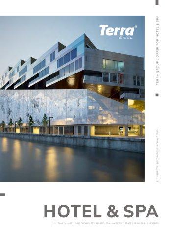 Terra Group offer for hotel & spa