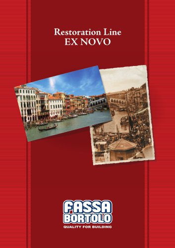 Restoration Line EX NOVO