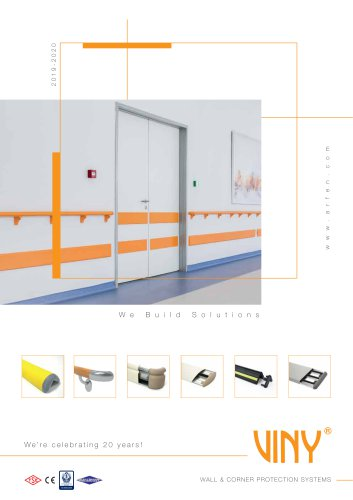 WALL AND CORNER PROTECTION SYSTEMS