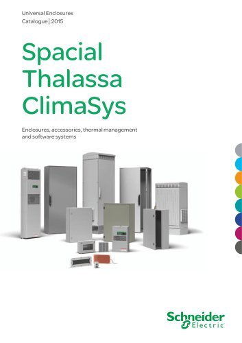 Universal Enclosures - 2015 catalogue
