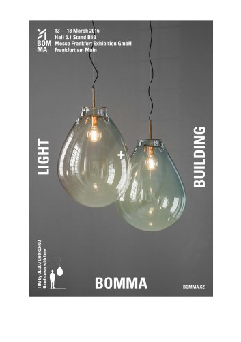BOMMA Light & Building 2016