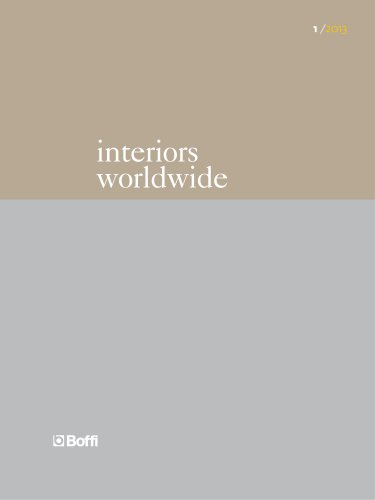 Interiors Worldwide 2013